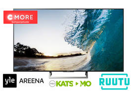 "SONY KD65XE8599BAEP 65"" 4K ULTRA HD HDR ANDROID SMART TV - yli 50 tuumaiset - 4548736061590 - 3"