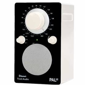 TIVOLI AUDIO PAL BT MUSTA/VALK - Analoginen radiot - 815097014140 - 1