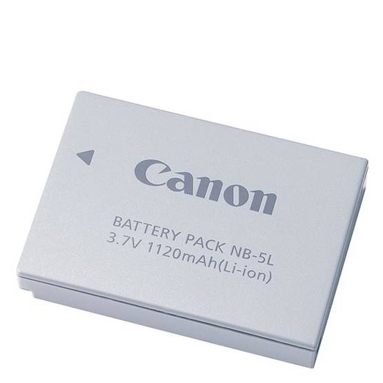 CANON NB5L LI-ON AKKU - Akut - 4960999355160 - 1