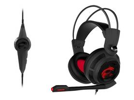 MSI DS502 GAMING HEADSET - Kuulokkeet - 4719072397821 - 1