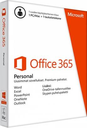 MS OFFICE 365 PERSONAL FI - Office - 889842085471 - 1