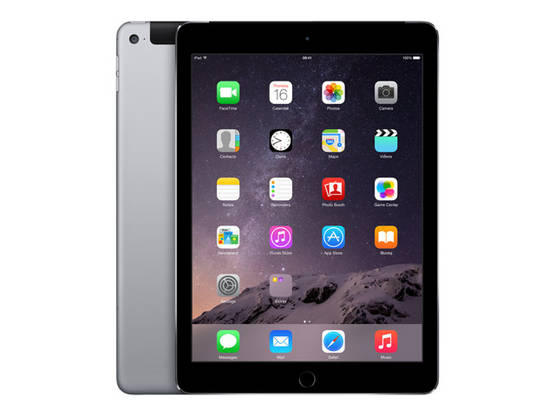 APPLE IPAD AIR 2 WI-FI+CELLULAR 32GB SPACE GREY - Taulutietokoneet - 190198162991 - 1