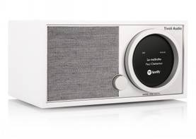 TIVOLI AUDIO MODEL ONE DIGITAL WHITE/GREY - Internetradiot - 815097017332 - 1