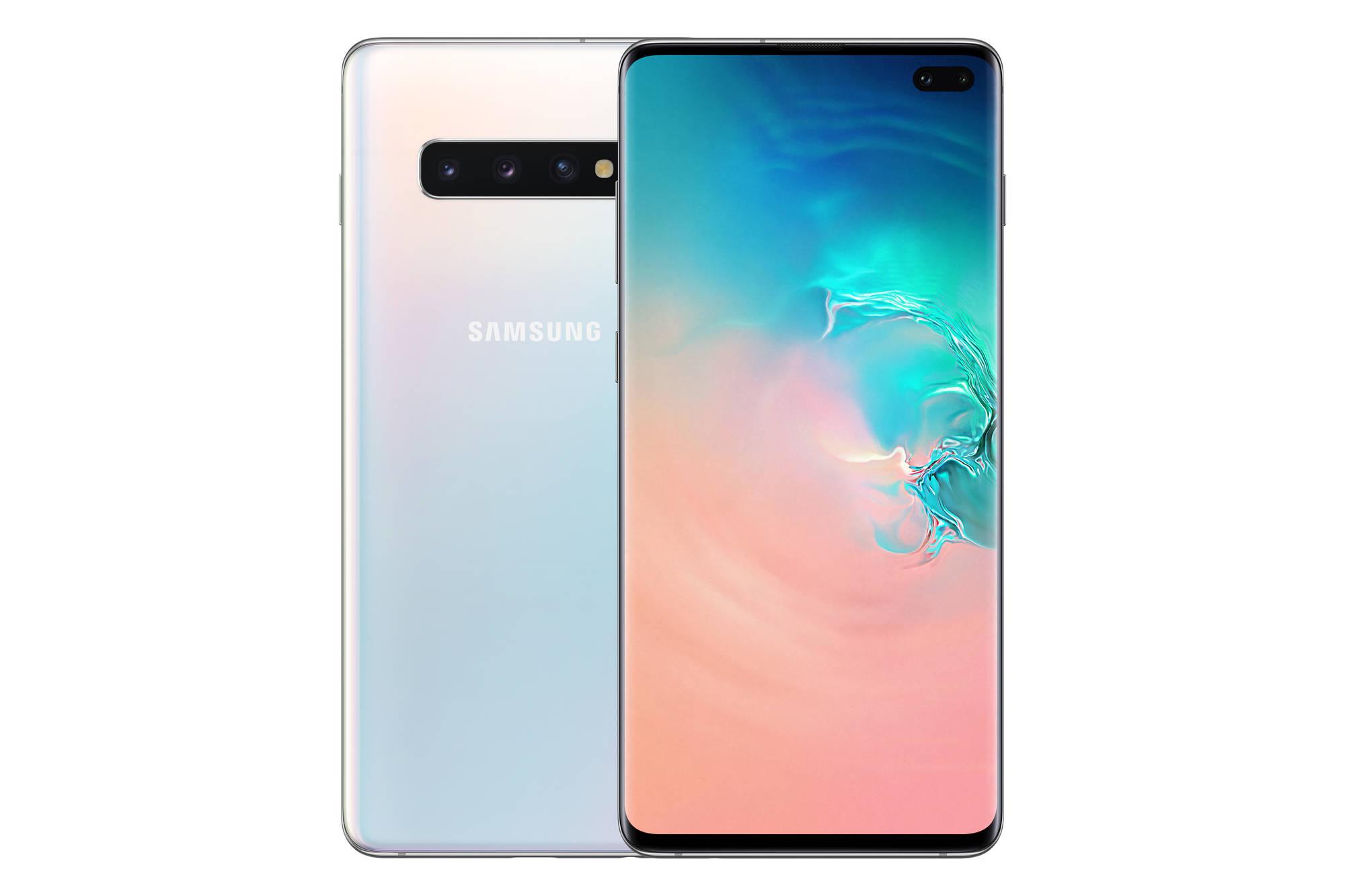 Samsung Galaxy S10 Arvostelu