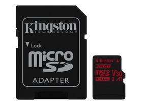 KINGSTON 32GB CANVAS REACT MUISTIKORTTI - Muistikortit - 740617276213 - 1