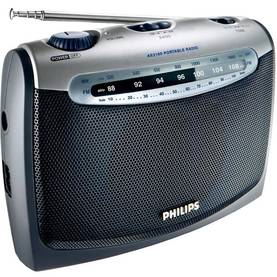 PHILIPS AE2160/00C MATKARADIO - Analoginen radiot - 8710895738583 - 1