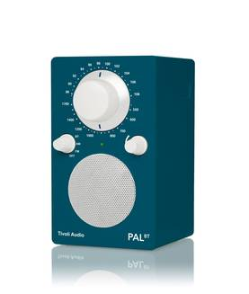 TIVOLI AUDIO PAL BT RADIO DEEP OCEAN TEAL - Analoginen radiot - 815097018803 - 1