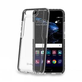 CELLY HUAWEI P10 HEXAGON COVER BLACK - Laukut ja kotelot - 8021735730064 - 1
