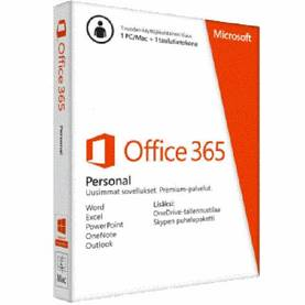 MS OFFICE 365 PERSONAL 32-BIT/ - Office - 885370750904 - 1
