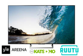 "SONY KD55XE8599BAEP 55"" 4K ULTRA HD HDR ANDROID SMART TV - yli 50 tuumaiset - 4548736052604 - 4"