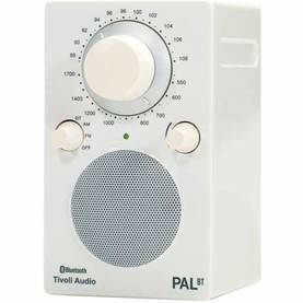 TIVOLI AUDIO PAL BT VALKOINEN - Analoginen radiot - 815097014164 - 1
