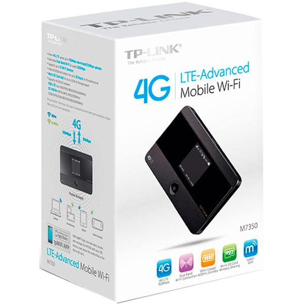 TP-LINK M7350 4G LTE MOBILE - Euronics verkkokauppa