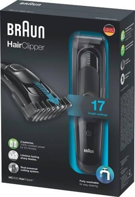 BRAUN HC5050 HAIR PERFECT - Kotiparturit - 4210201135555 - 1