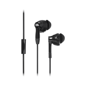 JBL INSPIRE 300 IN-EAR EARPHONES MUSTA - Kuulokkeet - 6925281922725 - 1