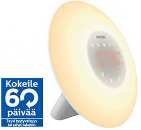 PHILIPS HF3505/01 WAKE-UP LIGHT HERÄTYSVALO - Kirkasvalo- ja wake-uplamput - 8710103639015 - 1