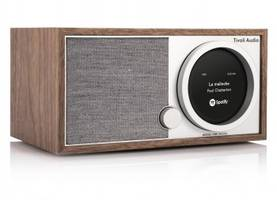 TIVOLI AUDIO MODEL ONE DIGITAL WALNUT/GREY - Internetradiot - 815097017325 - 1