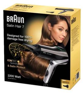 BRAUN HD710 SATIN HAIR 7 - Hiustenkuivaajat - 4210201099246 - 1 0166cf0443