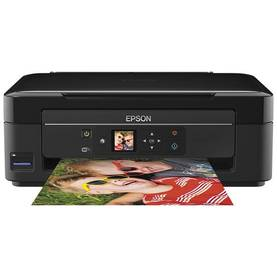 EPSON EXPRESSION HOME XP332 - Mustesuihku - 8715946549446 - 1