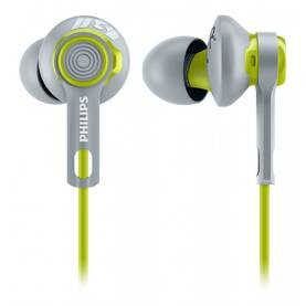 PHILIPS SHQ2300 NAPPIKUULOKKEET GREEN/GREY - Handsfree ja kuulokkeet - 6925970700276 - 1