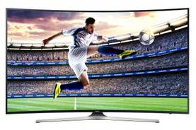 "SAMSUNG UE49KU6175U 49"" UHD CURVED SMART TV - 40-50 tuumaiset - 8806088360126 - 1"