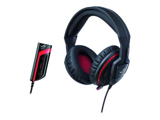 ASUS ORION PRO GAMING HEADSET - Kuulokkeet - 4716659266426 - 1