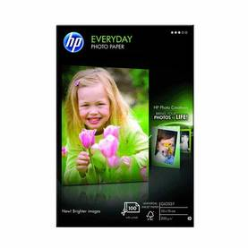 HP Q2510A EVERYDAY PHOTO PAPER - Musteet, paperit ja väripatruunat - 808736472647 - 1