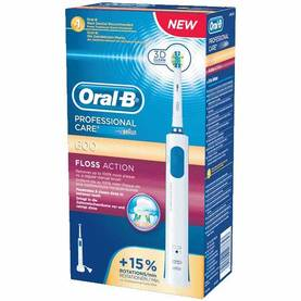 ORAL-B PC600 FLOSSACTION BOX - Sähköhammasharjat - 4210201077657 - 1