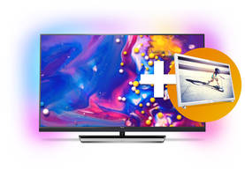 "PHILIPS 55PUS7502/12 55"" UHD ANDROID SMART TV - yli 50 tuumaiset - 8718863011577 - 2"