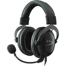 KINGSTON HYPERX CLOUD II GREY - Kuulokkeet - 740617235678 - 1