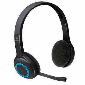 LOGITECH WIRELESS HEADSET H600 - Kuulokkeet - 5099206029378 - 1