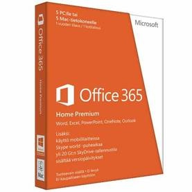 MICROSOFT OFFICE 365 HOME - Office - 885370465518 - 1