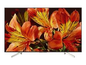 "SONY KD65XF8596BAEP 65"" UHD ANDROID SMART TV - yli 50 tuumaiset - 4548736077058 - 1"