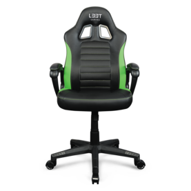 L33T ENCORE GAMING CHAIR - VIHREÄ - Pelituolit - 5706470081079 - 1
