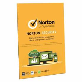 NORTON SECURITY 2.0 ND 1U/1PC - Tietoturva ja antivirus - 5397039331089 - 1