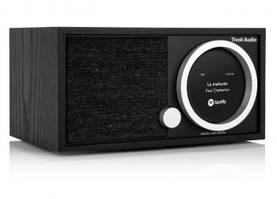 TIVOLI AUDIO MODEL ONE DIGITAL BLACK/BLACK - Internetradiot - 815097017349 - 1