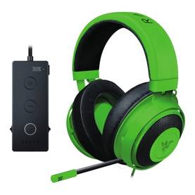 RAZER KRAKEN TOURNAMENT GREEN PELIKUULOKKEET - Kuulokkeet - 8886419371779 - 1